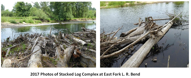 Stacked Log Complex
